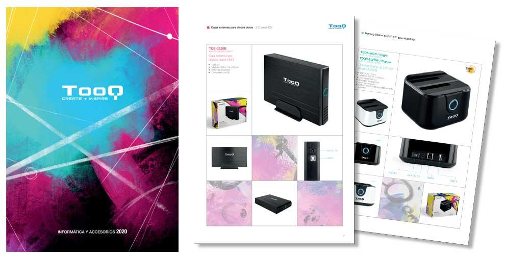 Catálogo TooQ de informática y accesorios 2020 - dealermarket