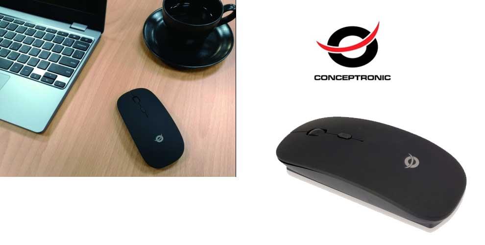 novedad ratón Lorcan de Conceptronic