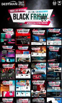 las mejores ofertas Black Friday mayoristas informatica