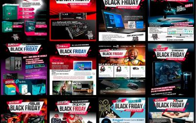 Todas las ofertas Black Friday de Desyman