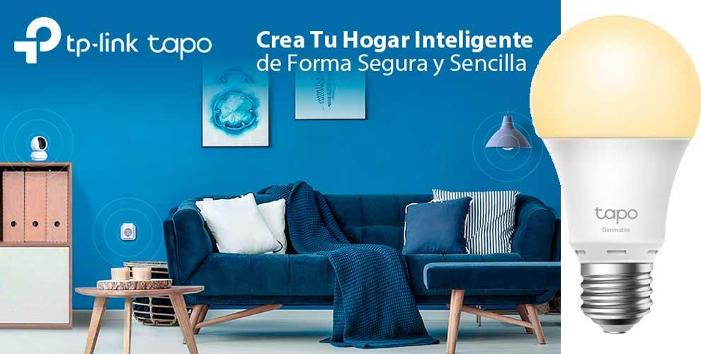 Crea tu hogar inteligente con TAPO