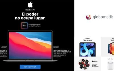 Con Apple el poder no ocupa lugar