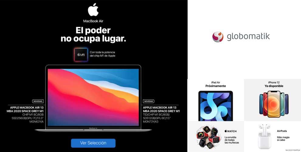 ofertas y descuentos Apple Macbook Air M1