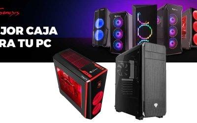 Genesis presenta su catálogo de chasis para PC