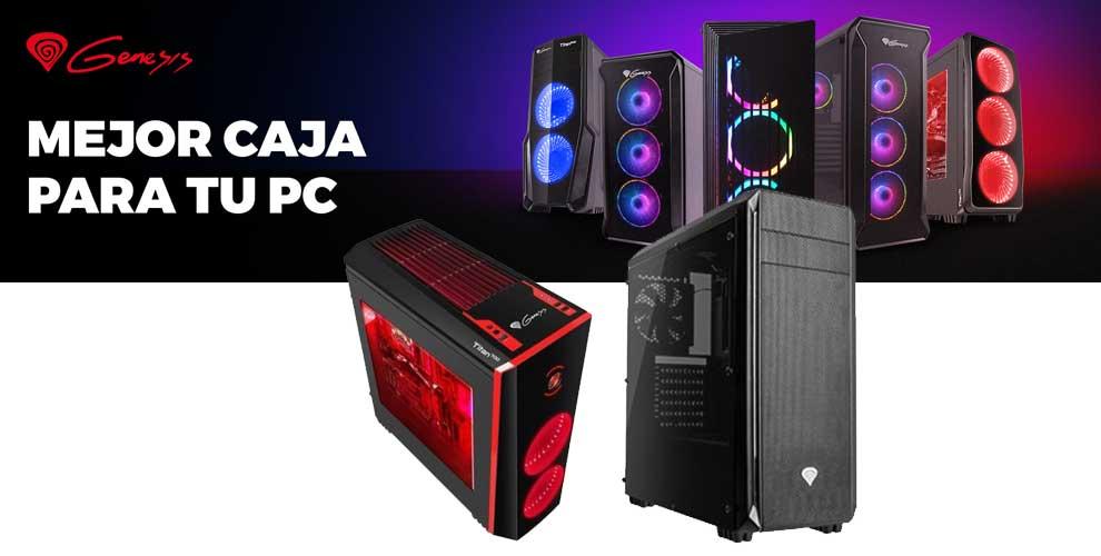 nuevos chasis PC gaming