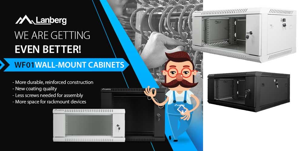 Lanberg server cabinets