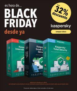 Black Friday Kaspersky