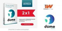Promocion Panda Dome en Infowork mayoristas informática