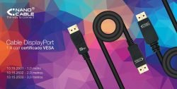 novedades en cables displayport
