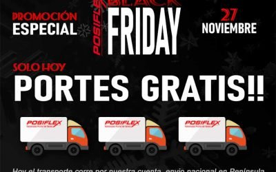 Black Friday Posiflex ¡Portes gratis!