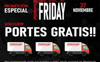 Black Friday Posiflex ¡Portes gratis!