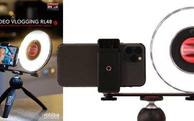Kit de Vlogging Rotolight RL48
