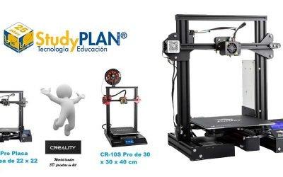 Black Friday en impresoras 3D