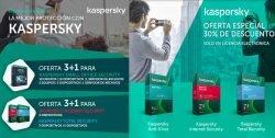 mejor descuento antivirus kaspersky