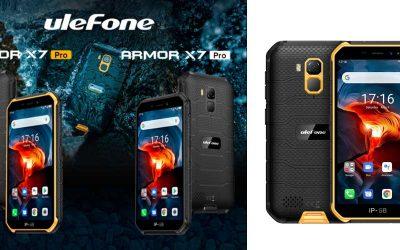 Ulefone Armor X7 Pro: creado para ser resistente