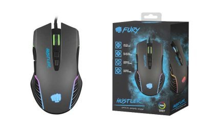 Gaming mouse Fury Hustler
