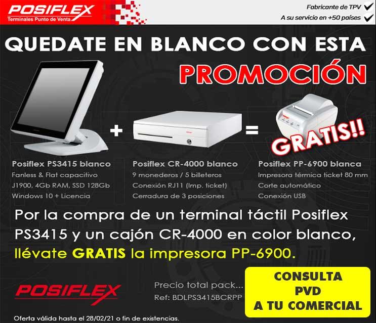promocion tpv en Posiflex