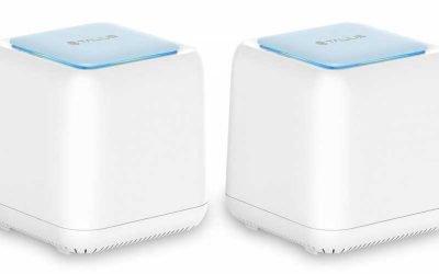 Talius Wi-Fi AC1200 GigaLAN (pack 2 dispositivos)