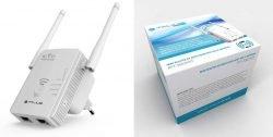 router repetidor wifi 2 antenas