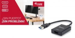adaptadores usb a hdmi
