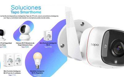 Soluciones Tapo Smartphone de tp-link