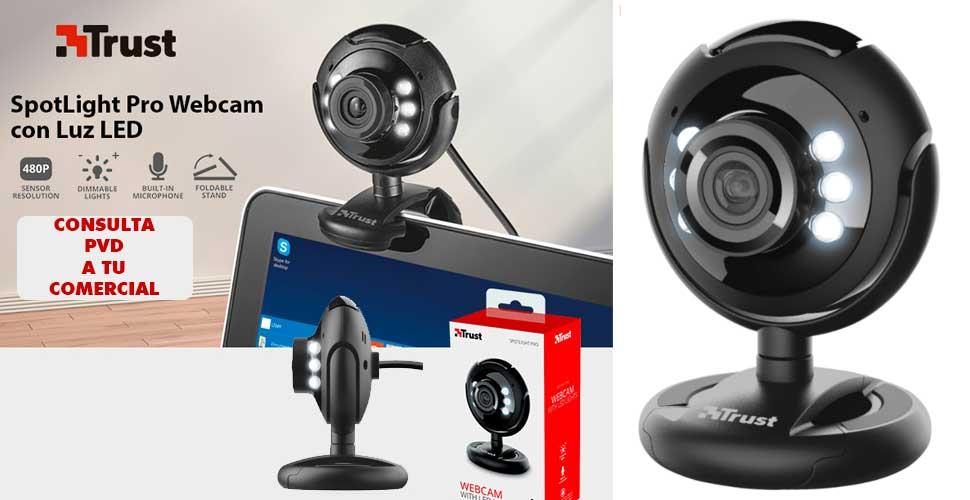 mejor precio en webcam