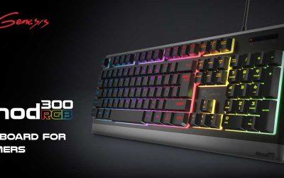 Rhod 300 RGB el teclado para gaming