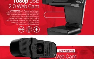 Descuentos en webcam approx