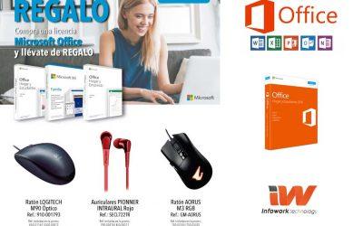 Tu Office vienen con regalo en Infowork
