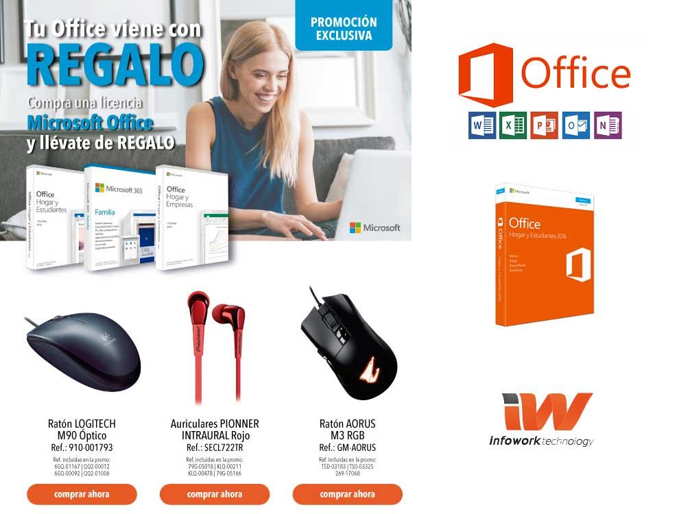 mejor precio microsoft office