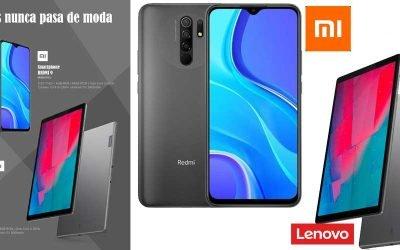 El gris nunca pasa de moda con Xiaomi y Lenovo