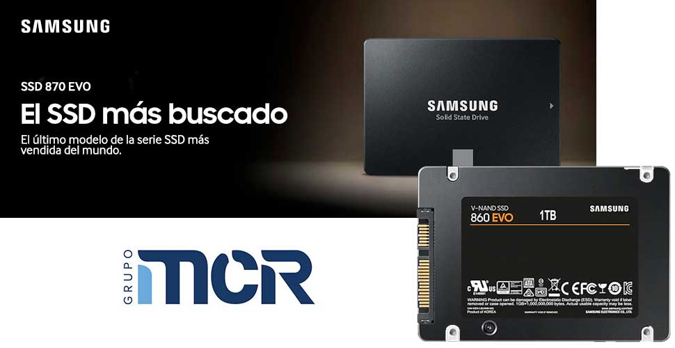 mejor precio en SSD Samsung