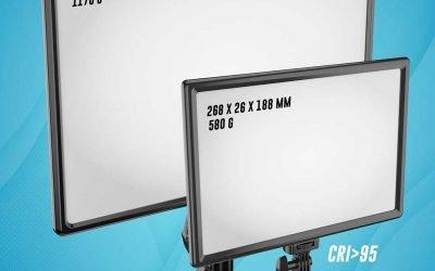 LEDs Newell perfectos para fotografía y vídeo profesional