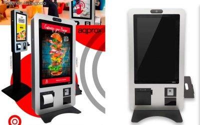 Potencia tu negocio con el kiosko TPV appKIOSK21