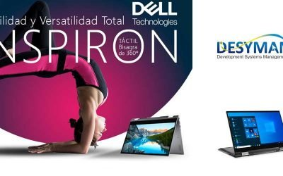 Dell Inspiron movilidad y versatilidad total