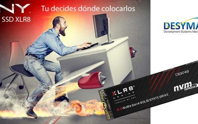 PNY discos SSD XLR8