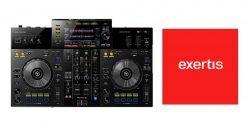 sistema DJ Pioneer