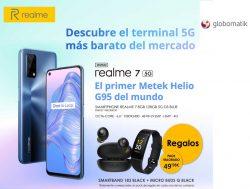 el smartphone 5G más barato