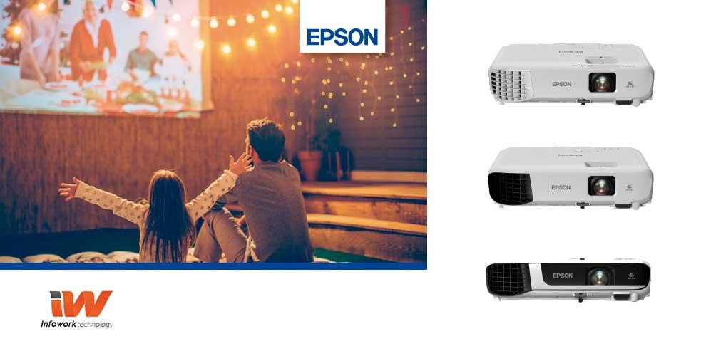 precio mayorista proyector Epson