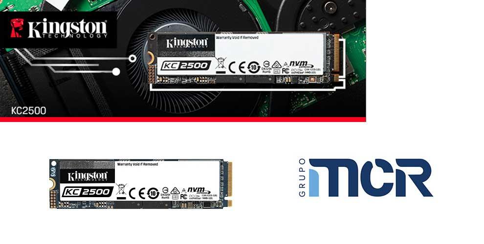 mejor precio en memoria SSD Kingston