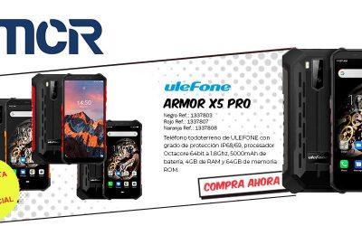 Armor X5 Pro en MCR