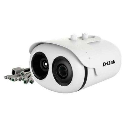 cámara termográfica d-link