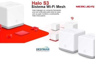 Oferta wifi mesh Mercusys