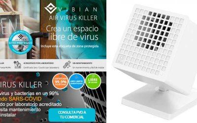 Vibian Air Virus Killer