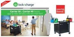 comprar sistema lockncharge carga ipadas o chromebooks