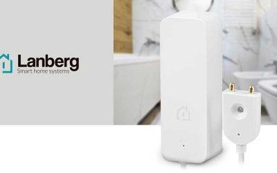 Sensor de fugas de agua Lanberg