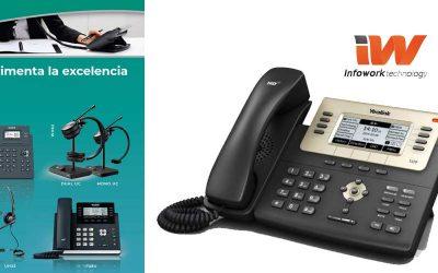 Yealink, la experiencia en telefonía IP