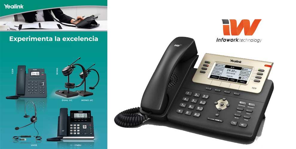 mejor precio en telefonía IP