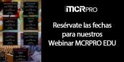 webinars MCRPro