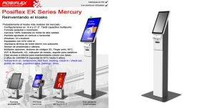 Posiflex reinventando el kiosko